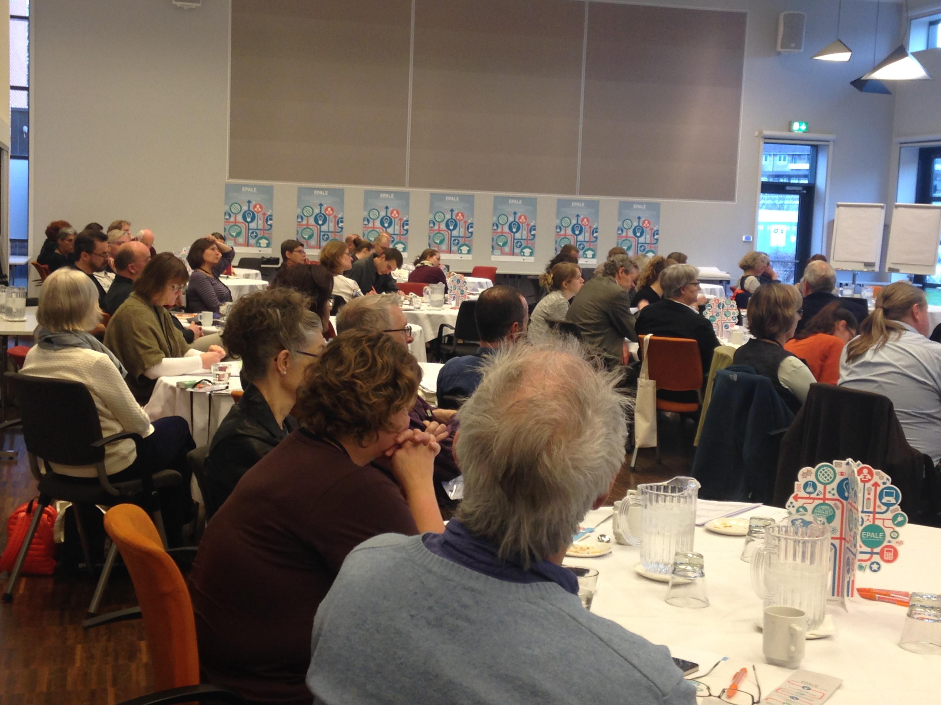 Konference: Uddannelsesindsatser for voksne flygtninge