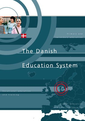 Frontpage to The Danish Education System