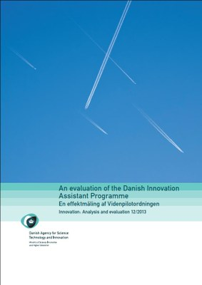 An evaluation of the Danish Innovation Assistant Programme - En effektmåling af Videnpilotordningen