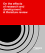 On the effects of research and development: A literature review