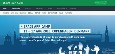 Space App Camp Copenhagen