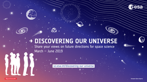 Discovering our universe (billede)