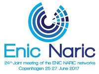 Logo for ENIC/NARIC-årsmødet 2017