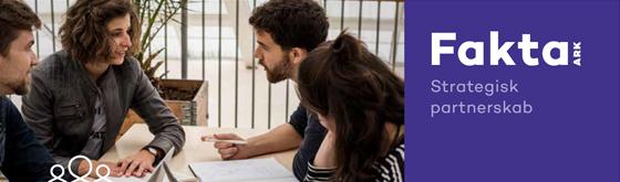 faktaark Erasmus+ Videregående strategisk partnerskab