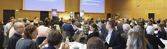 Erasmus+ konferencen 2018