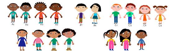Tegnefilm og computerspil skal give børn en god skolestart