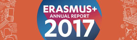 Erasmus+ årsrapport 2017
