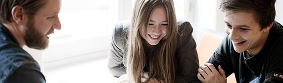 To arrangementer for Erasmus+ Ungdom