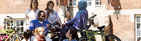 Ungdomsudvekslinger med Erasmus+