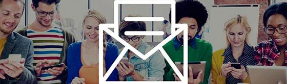 Abonnér på nyhedsbrev fra Erasmus+