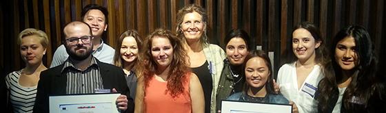 Vinderne af Den Europæiske Sprogpris 2017