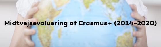 Erasmus+ Midtvejsevaluering